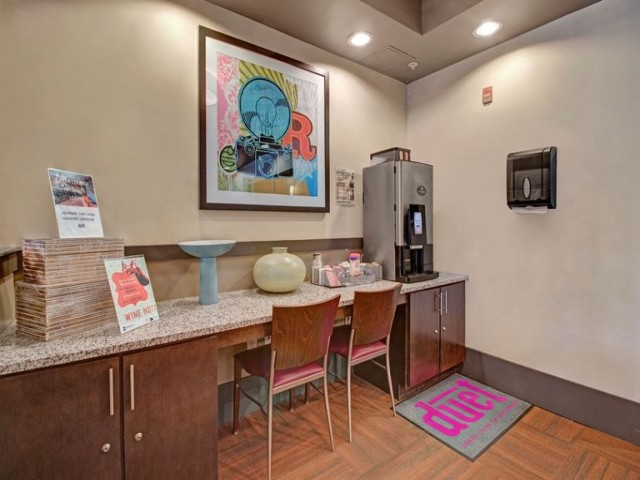 Image of Resident Coffee Bar for Duet Apartments