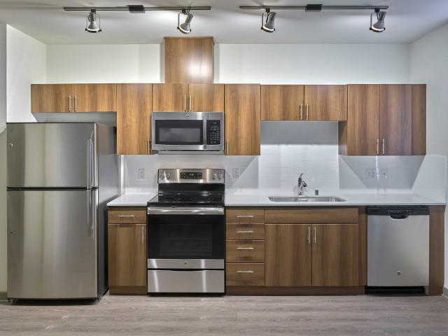 Image of High-End Appliances for Pratt Park Apartments