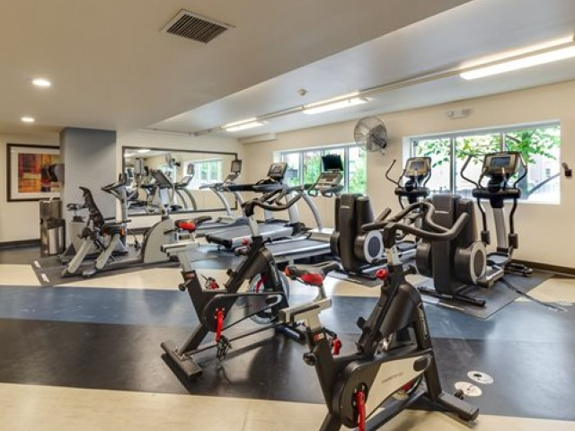 Image of 24 Hour State of the Art Fitness Center for Pratt Park Apartments