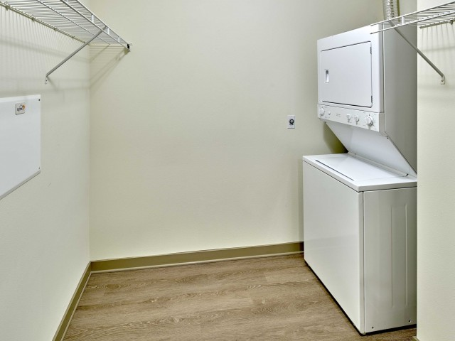 Image of Walk-In Closets in select homes for Pratt Park Apartments