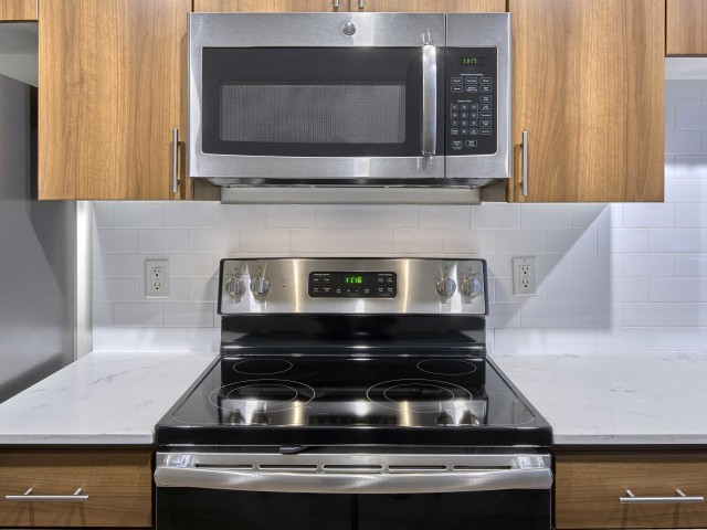 Image of Microwave for Pratt Park Apartments