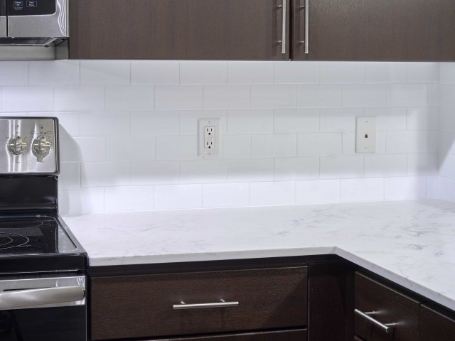 Image of Stone Countertops in select homes for Pratt Park Apartments