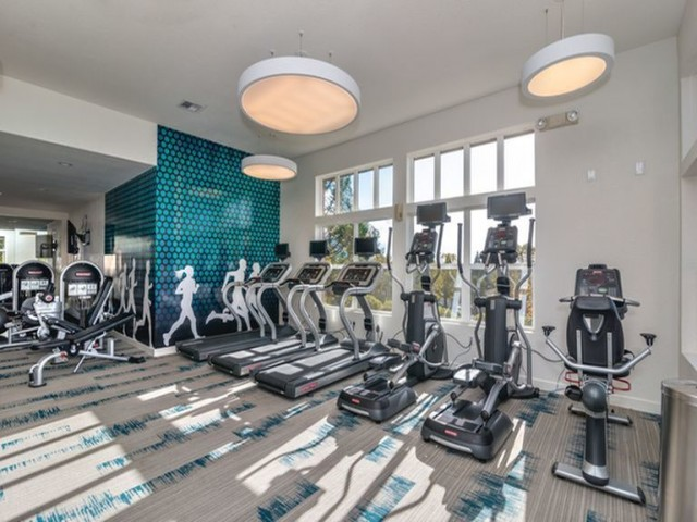 Image of Fitness Center for Arbor Heights Apartments