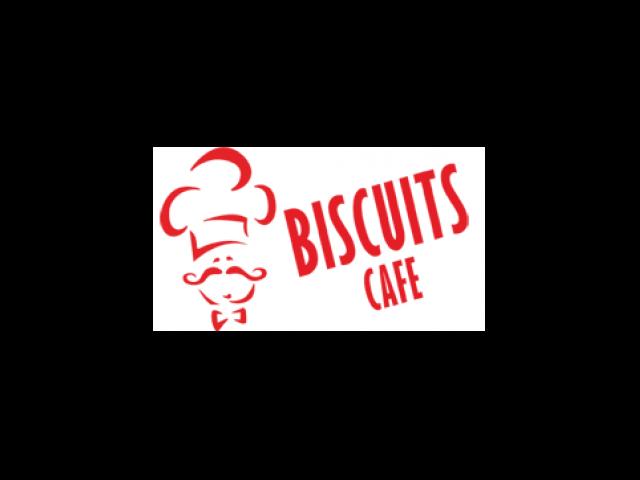 Biscuits Cafe Logo