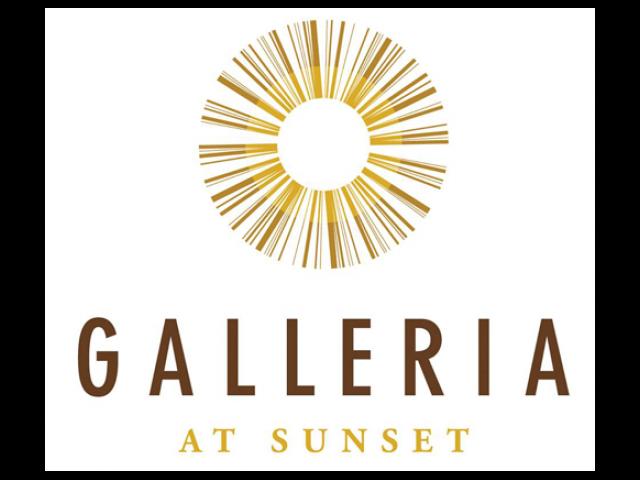 Galleria at Sunset Logo