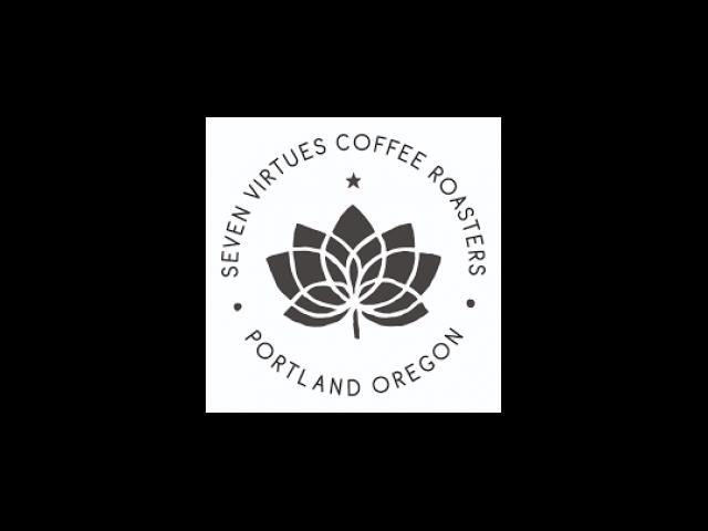 Seven Virtues Coffee Roasters Logo