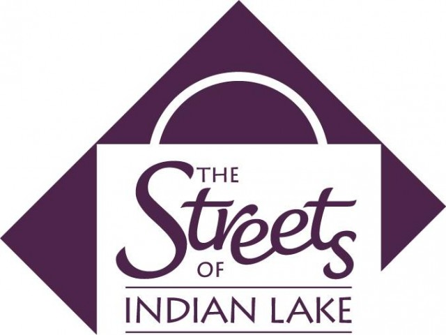 The Streets of Indian Lake Logo