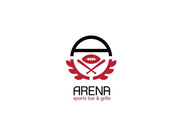 Arena Sports Bar and Grille Logo