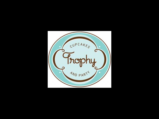 Trophy Cupcakes Logo