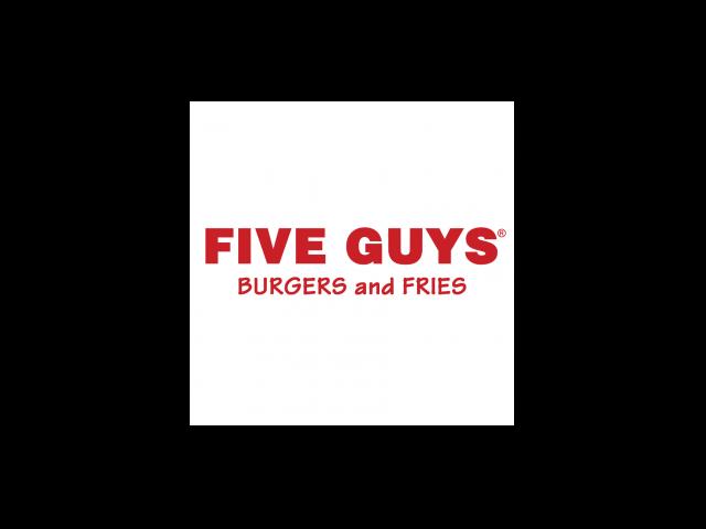 Five Guys Hamburgers Logo