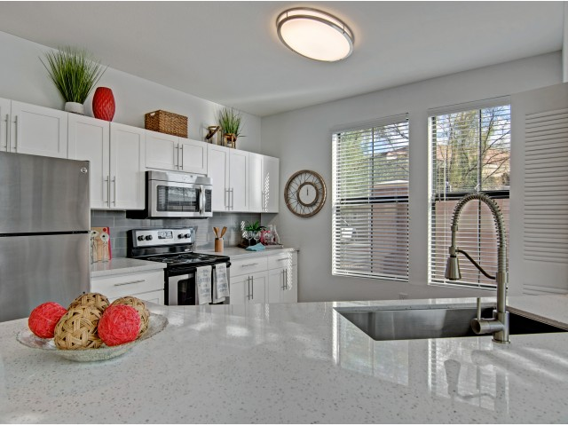 Image of Quartz Countertops for Andante Apartments