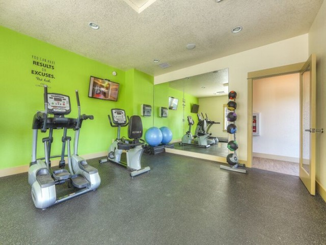 Image of 24 Hour Fitness Center for Element 170 Apartments