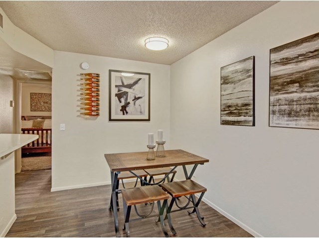 Image of Wood Inspired Flooring for Stillwater Apartments