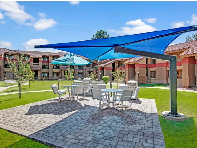 Image of BBQ/Picnic Area for Stillwater Apartments