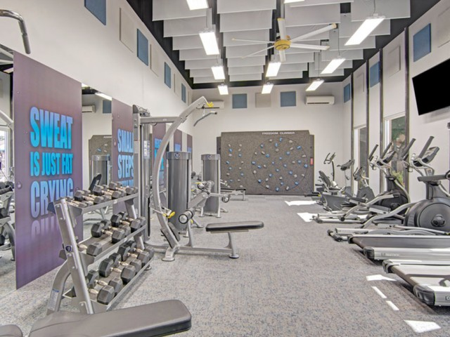 Image of Fitness Center for Stillwater Apartments
