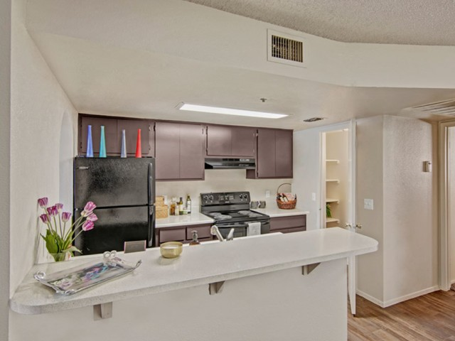 Image of Fully Equipped Kitchen for Stillwater Apartments