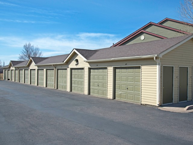 Image of Garages Available for The Willows at Printers Park Apartments