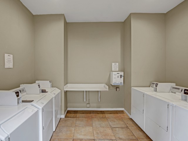 Image of Washer/Dryer Area for The Henley Apartment Homes
