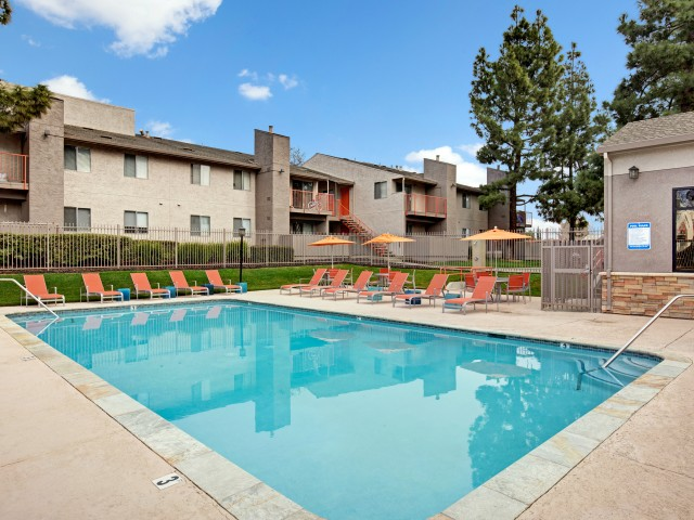 Image of Pool for The Henley Apartment Homes