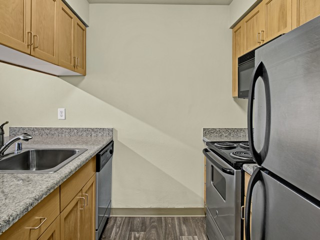 Image of Stainless Steel Appliances Available for Vantage Park Apartments