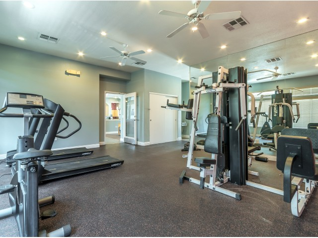 Image of Fitness Center for Orchard Club Apartments