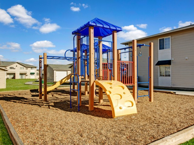 Image of Playground for Heatherstone Apartments
