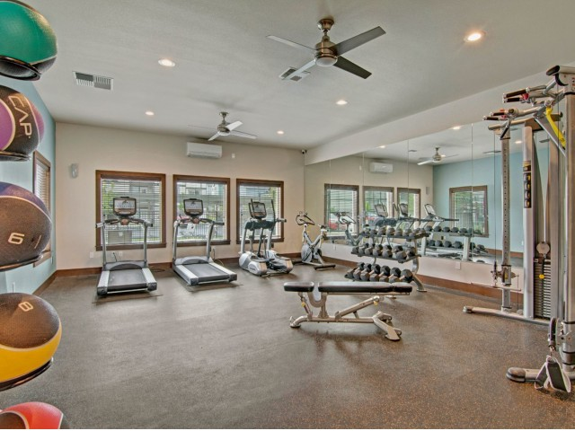 Image of Fitness Center for Insignia Apartment Homes