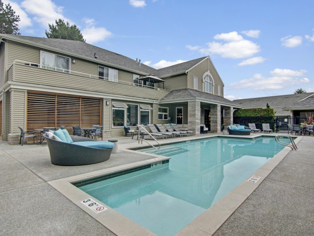 Image of Pool for The Heights at Bear Creek Apartments