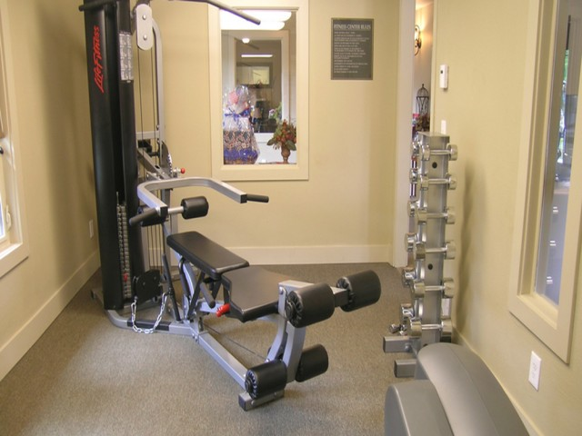 Image of Fitness Center for Terra Heights Apartments