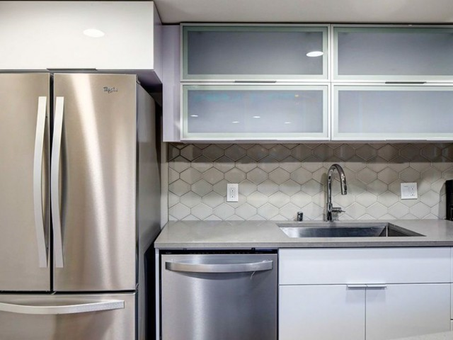 Image of Stainless Steel Appliances for Sylva on Main Apartments