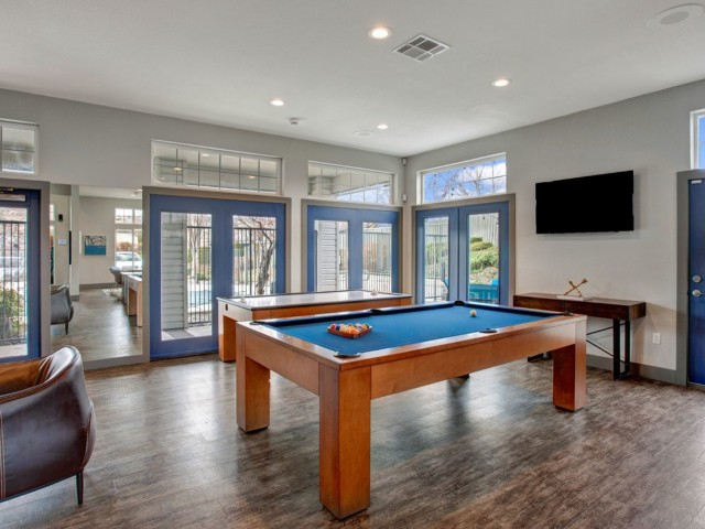Image of Billards Table for Riverpointe Apartments