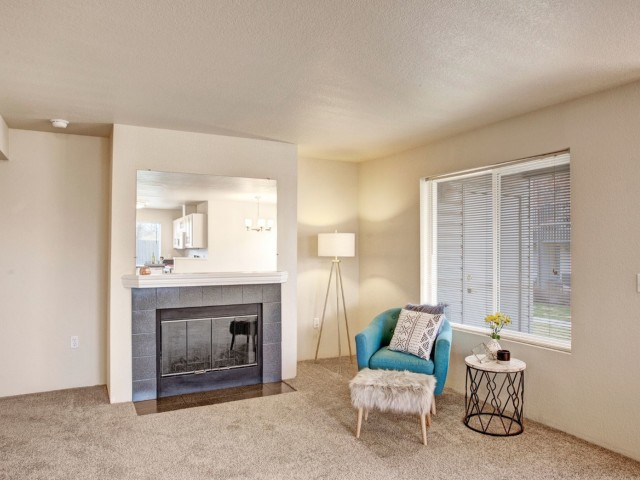 Image of Wood Burning Fireplaces for Riverpointe Apartments