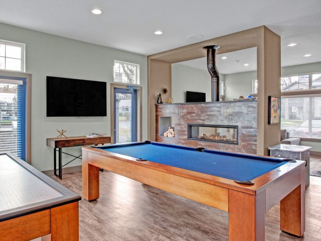 Image of Billards Table for Crosspointe Apartments