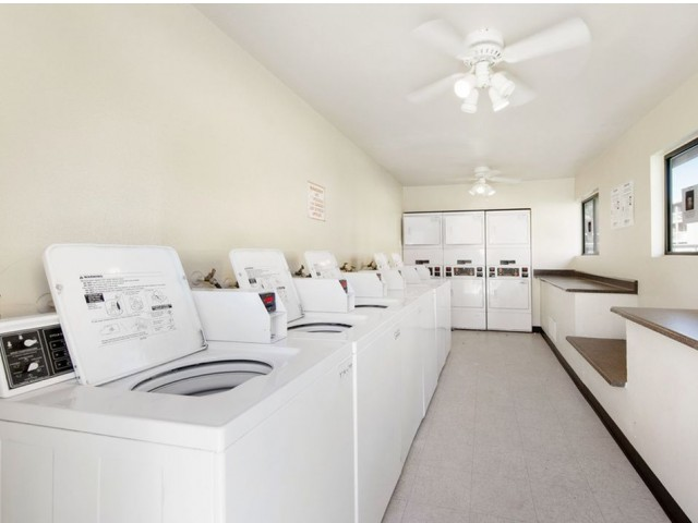 Image of Laundry Facilities for Canyon Creek Village Apartments