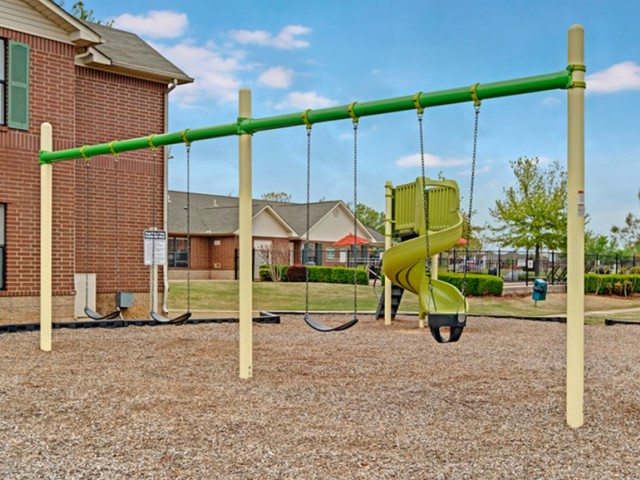 Image of Playground for Chapel Ridge of Yukon Apartments