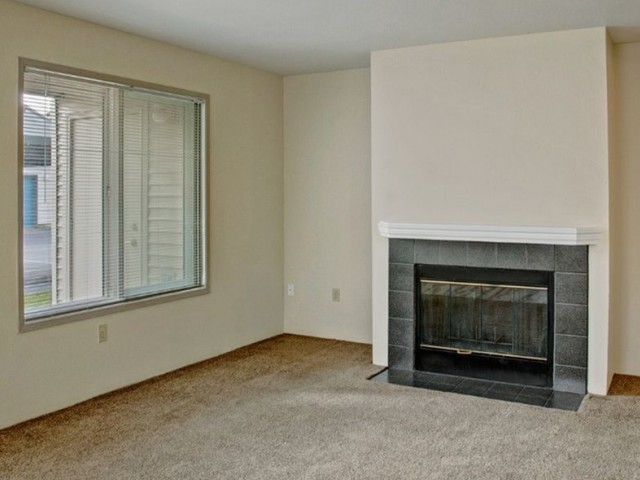 Image of Fireplace for Crosspointe Apartments