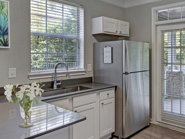 Image of Stainless Appliances In Select Homes for Hamptons at Woodland Pointe