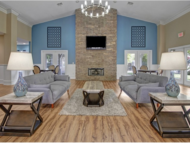 Image of Wood Inspired Flooring for Hamptons at Woodland Pointe