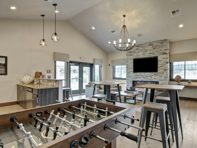 Image of Recreation Room for Insignia Apartment Homes
