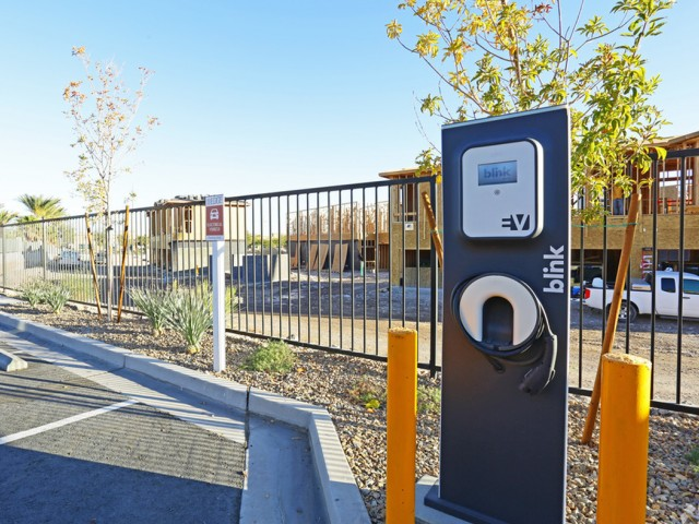 Image of Car Charging Station for The Edge at Traverse Pointe Apartments