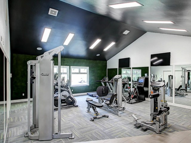 Image of Fitness Center for Ballinger Commons Apartments