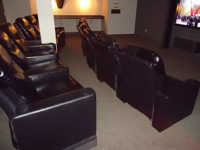 Image of Private Movie Theater for On the Park Apartments