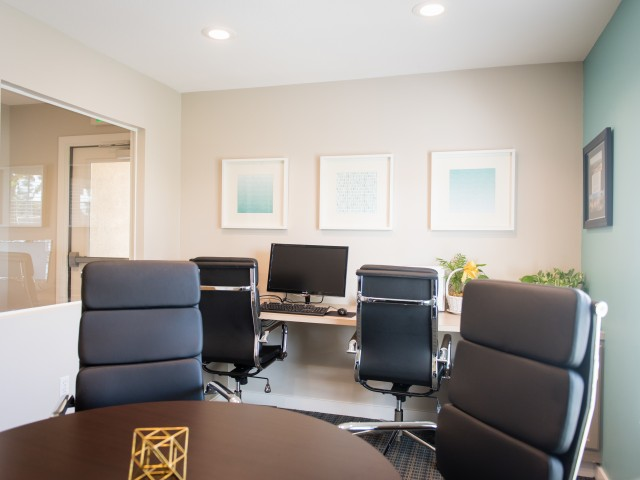 Image of Computer Room for Overlook at Anaheim Hills Apartments