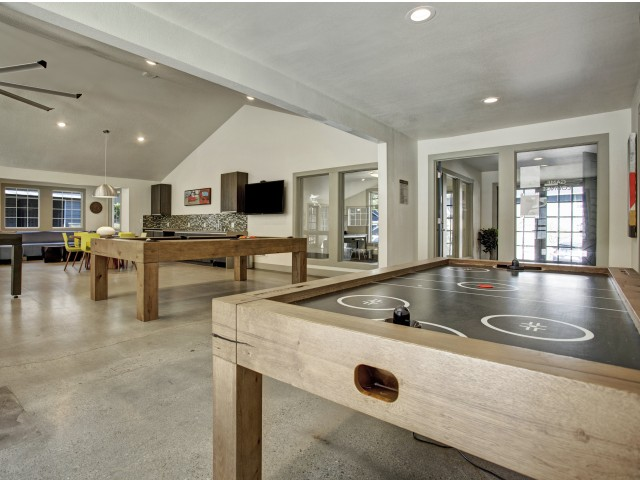 Image of Air Hockey Table for Overlook at Lakemont Apartments