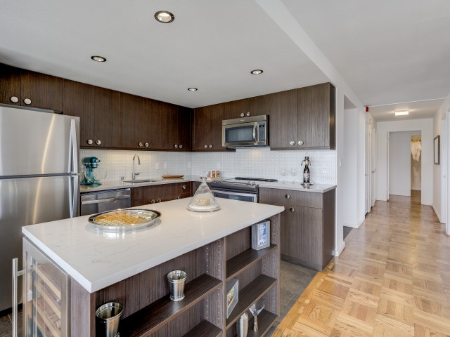 Image of Sleek, modern mid-century chic design for Panoroma Apartments