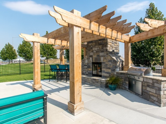 Image of BBQ/Picnic Area for Navigator Villas