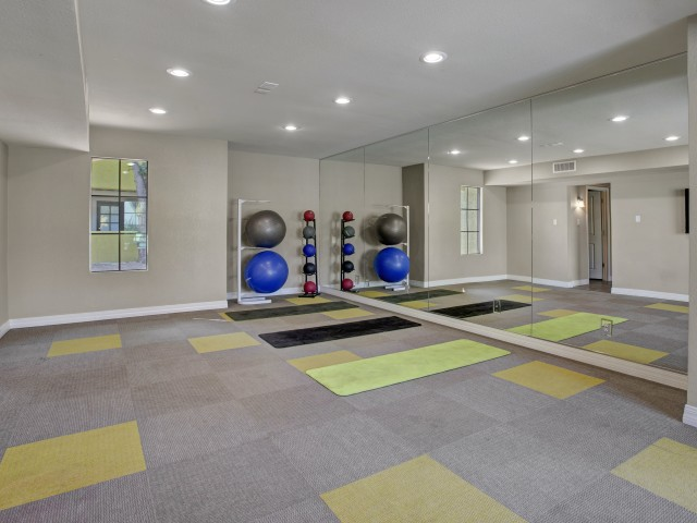 Image of Peaceful Yoga Room for Arches at Hidden Creek Apartments