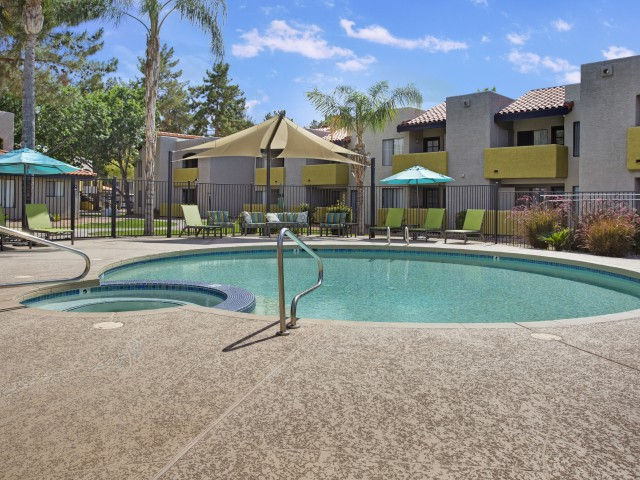 Image of 4 Refreshing Pools for Arches at Hidden Creek Apartments