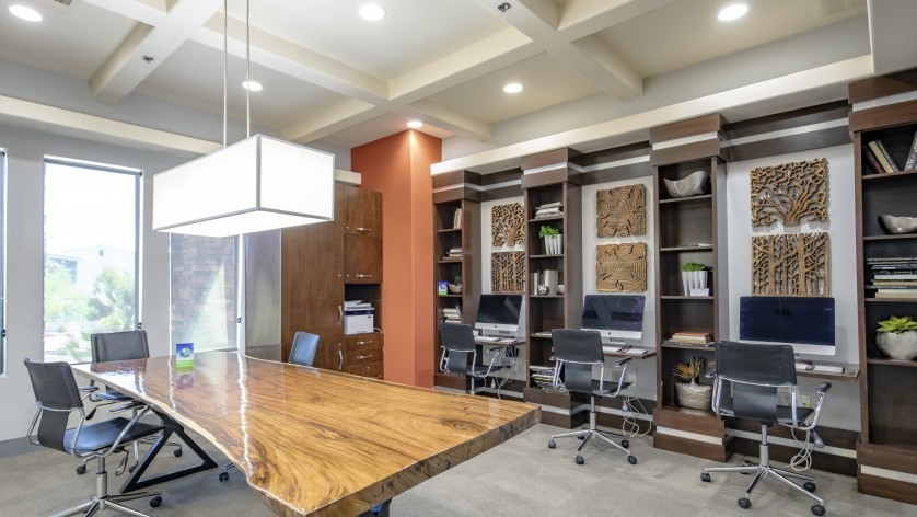 Image of E-Lounge with Wi-Fi for The Edge at Traverse Pointe Apartments