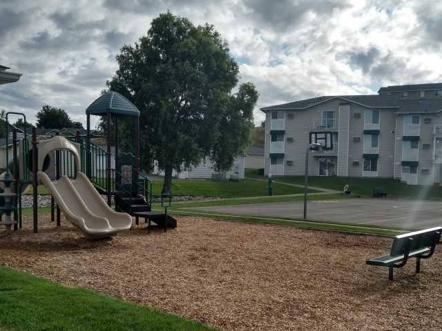 Image of Playground Area for Eagle Pointe Apartments